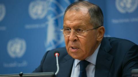 Лавров заявил, что США не объясняют присутствие своих кораблей в Черном море