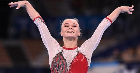 Российские гимнастки разнесли американок на Олимпиаде в Токио