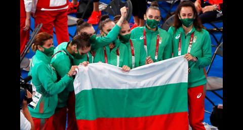 Генеральный секретарь болгарской федерации художественной гимнастики Росина Атанасова  ответила Винер-Усмановой