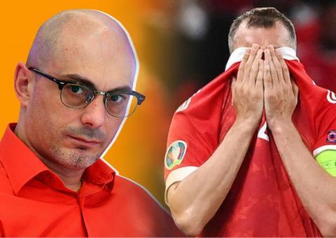 Гаспарян обрушился на сборную РФ после фиаско на Евро-2020