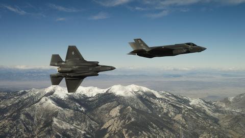 ВВС США, самолеты