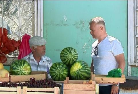 Цена арбузов в Астрахани