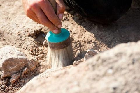 Археологи обнаружили 2500-летний камень бессмертия