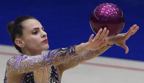 Победившая на Играх гимнастка Ашрам отреагировала на жалобы России по судейству