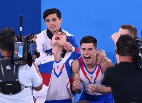 Российские спортсмены на Олимпиаде в Токио 2021