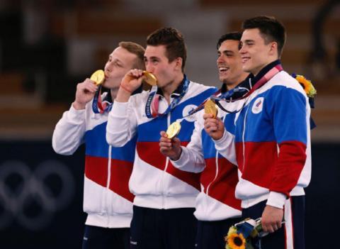 Олимпиада 2021 в Токио российские спортсмены