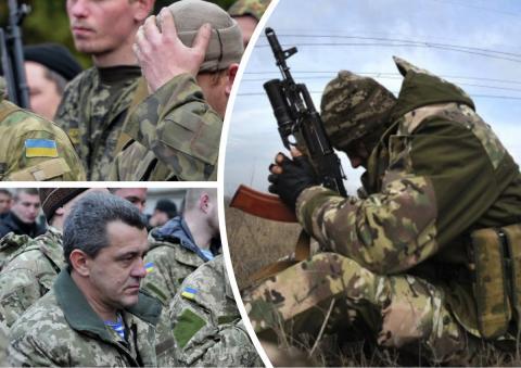 Армия Украины несет потери в Донбассе