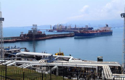 Грузооборот порта Азов по итогам 2019 года снизился на 20%