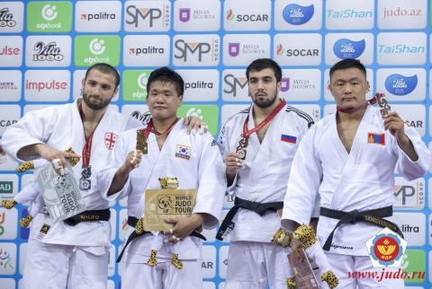 Чемпионат мира по дзюдо - 2018 в Баку: результаты и медальный зачет