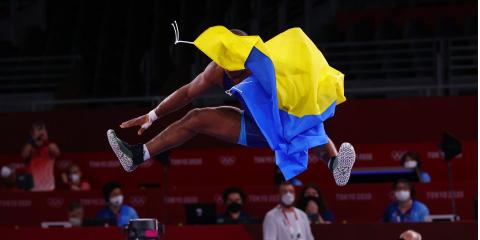 украинский борец