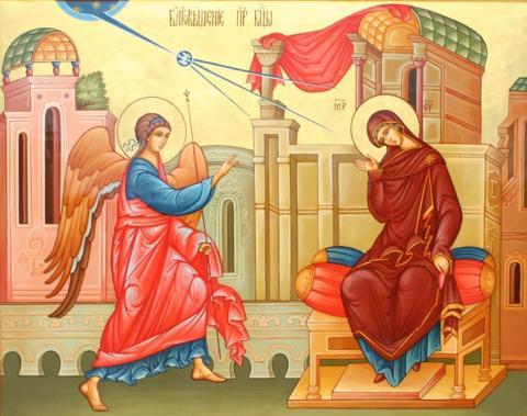 Благовещение - традиции и обычаи праздника