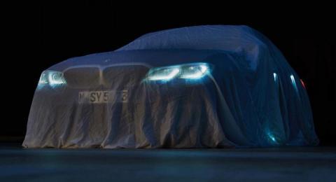 Новая BMW 3-Series: представлен внешний вид и характеристики «заряженного» седана