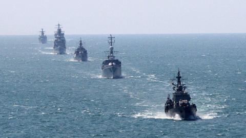 корабли НАТО картинка