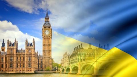 Великобритания, Украина