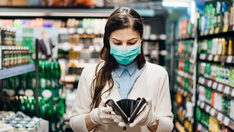 В Астрахани снова растут цены на популярные продукты