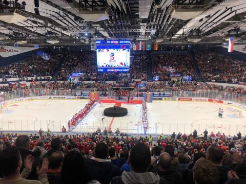 Сборная России проиграла первый матч МЧМ-2019 по хоккею