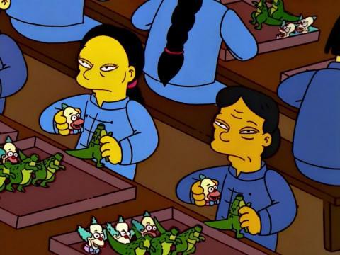 «Симпсоны» предсказали ситуацию с коронавирусом в Китае