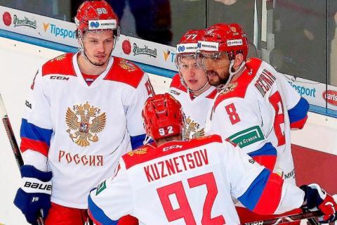 Чемпионат мира по хоккею - 2019: состав сборной России, расписание матчей ЧМ
