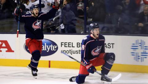«Тампа Бэй» с треском вылетела из плей-офф НХЛ, проиграв в серии