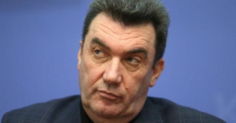 Алексей Данилов СНБО Украина