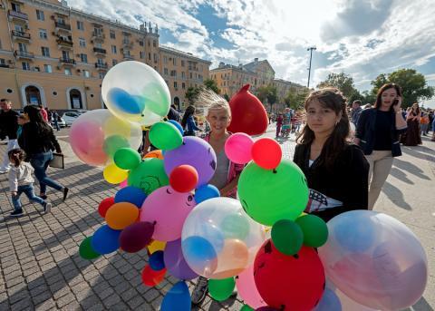 День города Астрахани в 2018 году: программа мероприятий