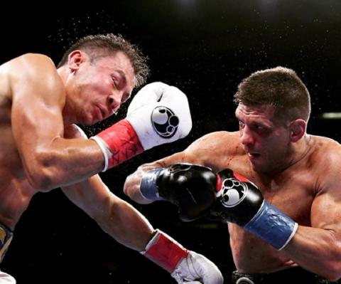 Андрей Деревянченко не верит, что проиграл бой с Головкиным