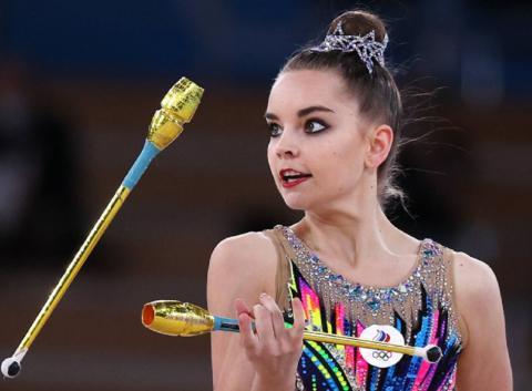 Аверина Дина гимнастка