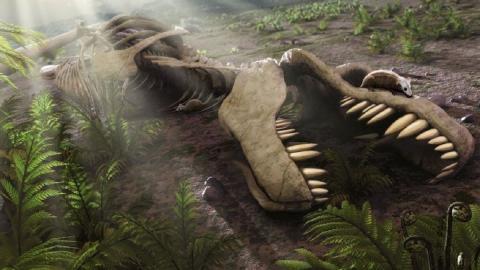 динозавр вымер