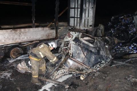 В Крыму в жуткой аварии с пожаром на трассе Керчь – Феодосия погибли 7 человек