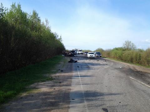 В Ленобласти в ДТП на встречке погибли 4 человека, среди них 2 детей