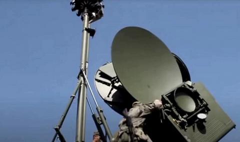 Радар и излучатель