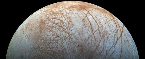 На спутнике Юпитера обнаружены океаны и гейзеры: в NASA заговорили о нахождении инопланетной жизни