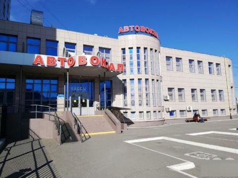 Астраханский автовокзал продается за долги