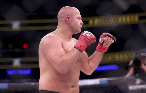 Федор Емельяненко рассказал о продолжении карьеры в MMA