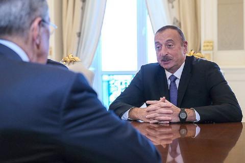 В Москве назвали непонятной эмоциональную реакцию Алиева на слова Лаврова