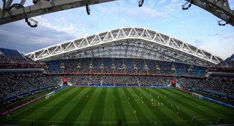 ЧМ по футболу – 2018 FIFA в Сочи: расписание матчей – когда игры по группам и плей-офф