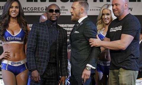 UFC: Бой Мейвезера и Макгрегора в MMA не состоится