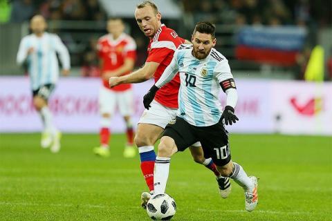 Россия - Аргентина: полный обзор матча, результаты
