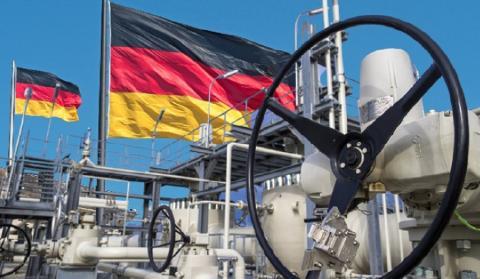 Германия Северный поток-2