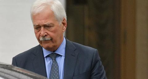 """Грызлов заявил, что Киев сорвал договоренности, достигнутые советниками глав стран """"нормандской четверки"""""""