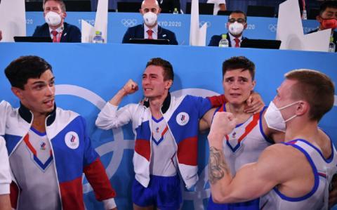 Олимпиада в Токио 2021 российская сборная