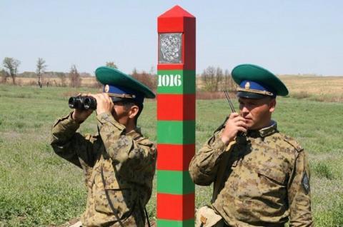 Ростовская область Украина граница
