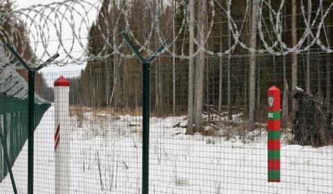 Латвия построит секретный военный объект на границе с РФ