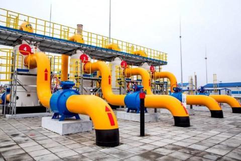 Газовые сети на Украине
