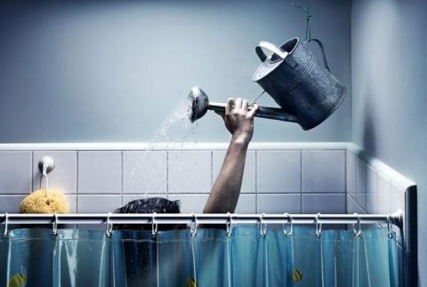 Минстрой сократит сроки отключения горячей воды