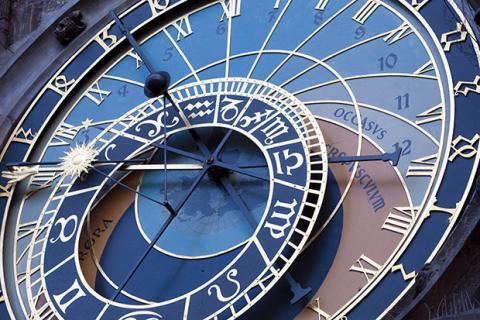 Пражские часы