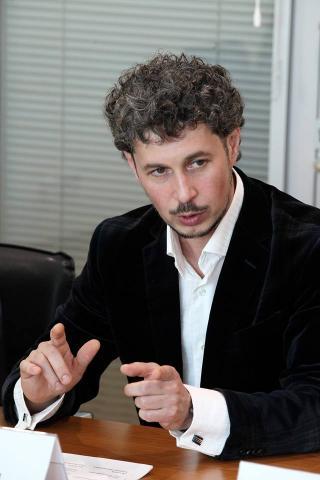 """Александр Хуруджи один из кандидатов в президенты от """"Партии Роста"""""""