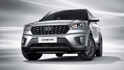 Обновленный Hyundai Creta для России представили в Hyundai
