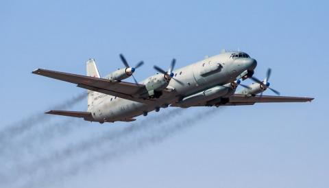 Путин назвал случайностью крушение Ил-20 и гибель 15 военных в Сирии