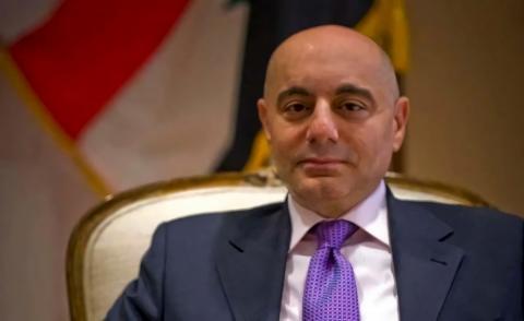 Посол Сирии в Китае Имад Мустафа